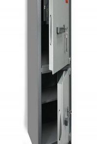 Двухсекционный сейф Рипост BM1 2002