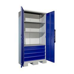 Шкаф инструментальный тяжёлый AMH TC-003040