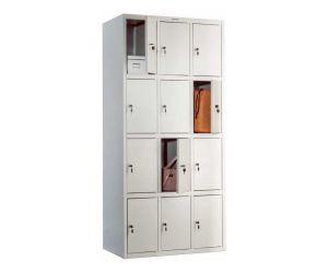 Шкаф для индивидуального хранения ПРАКТИК LS-34
