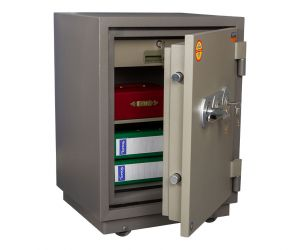 Огнестойкий сейф для офиса VALBERG FRS-66T-KL