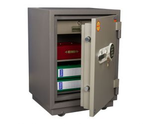 Огнестойкий сейф для офиса VALBERG FRS-66T-EL