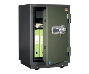 Огнестойкий сейф для офиса VALBERG FRS-73.T-CL