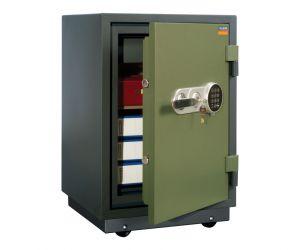 Огнестойкий офисный сейф VALBERG FRS-73.T-EL