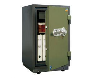Огнестойкий офисный сейф VALBERG FRS-80.T-CL