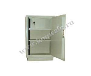 Шкаф металлический КОНТУР КБ 012Т