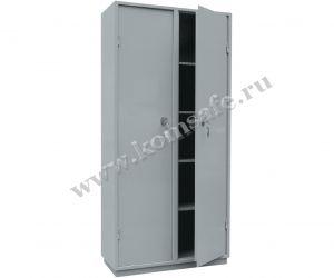 Шкаф металлический КОНТУР КБ 10