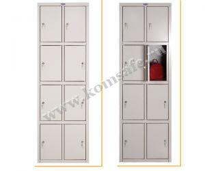Шкаф индивидуального пользования (локер) ПРАКТИК LS-24